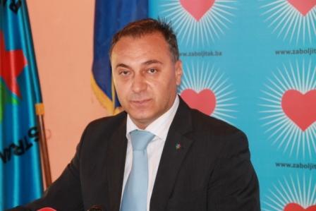 18.01.13.-Mersed Serifovic, dopredsjednik NS Radom za boljitak
