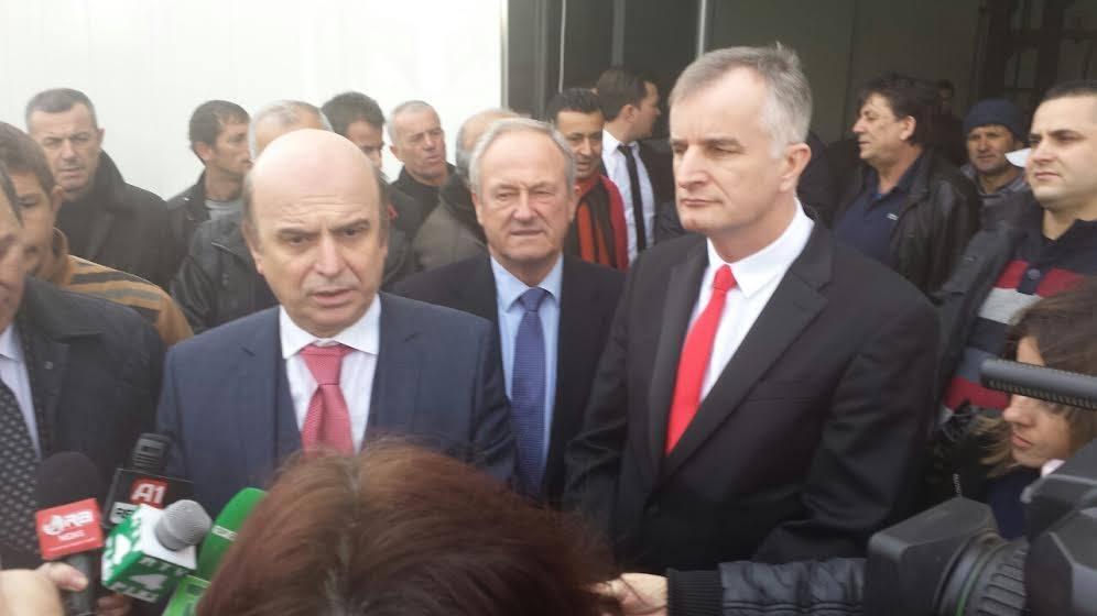 04.02.14. Jerko Ivankovic Lijanovic i Edmond Panarit