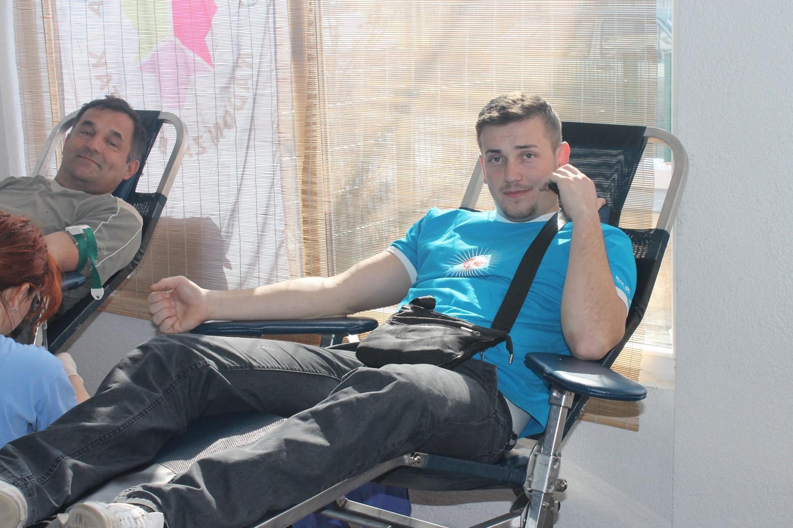 26.02.14. Boljitkova akcija darivanja krvi u Zivinicama