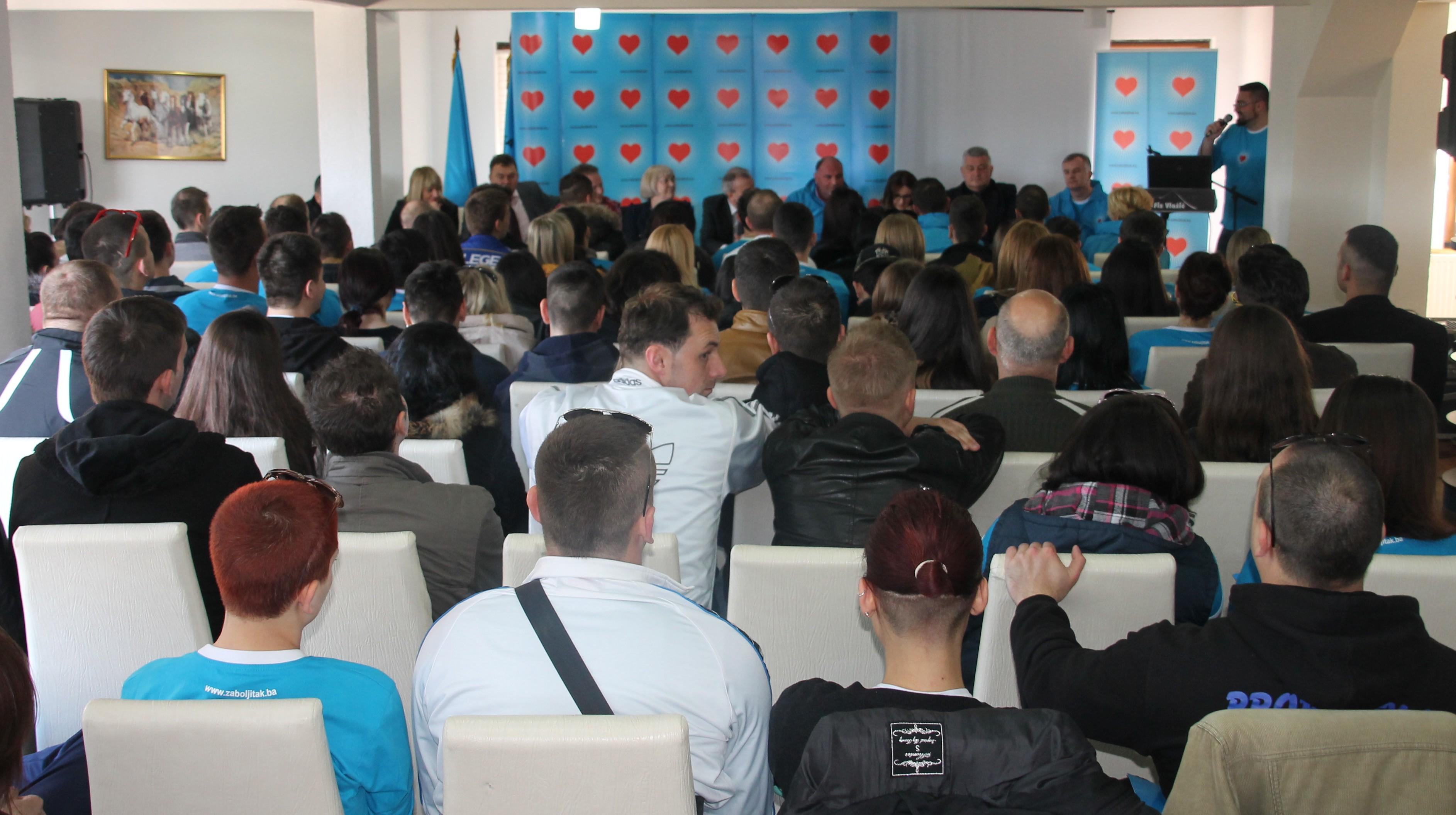 16.03.2014. Mladi u BiH, snaga pomocu koje ce kantoni biti uklonjeni