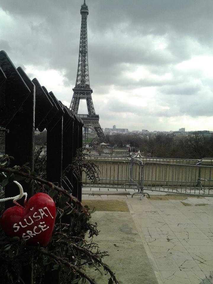 09.05.2014 Detalj iz Pariza