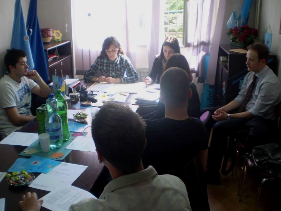 13.05.2014. Sastanak Mladih za boljitak Zenica