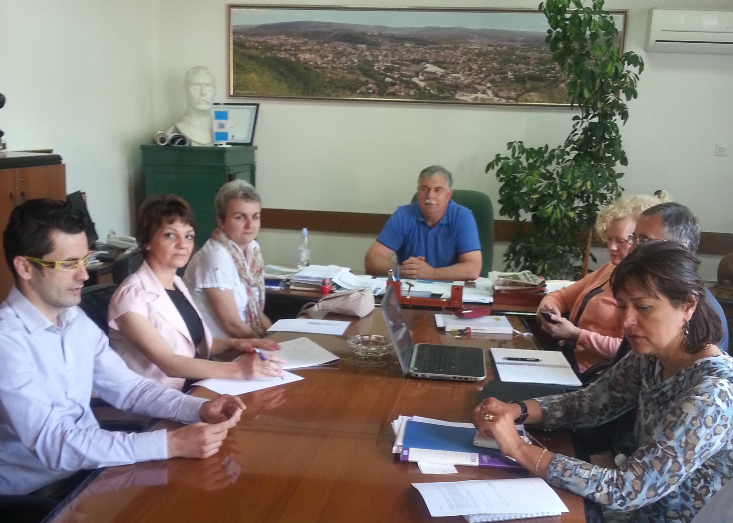 28.05.14. Detalj sa sastanka u Sirokom Brijegu