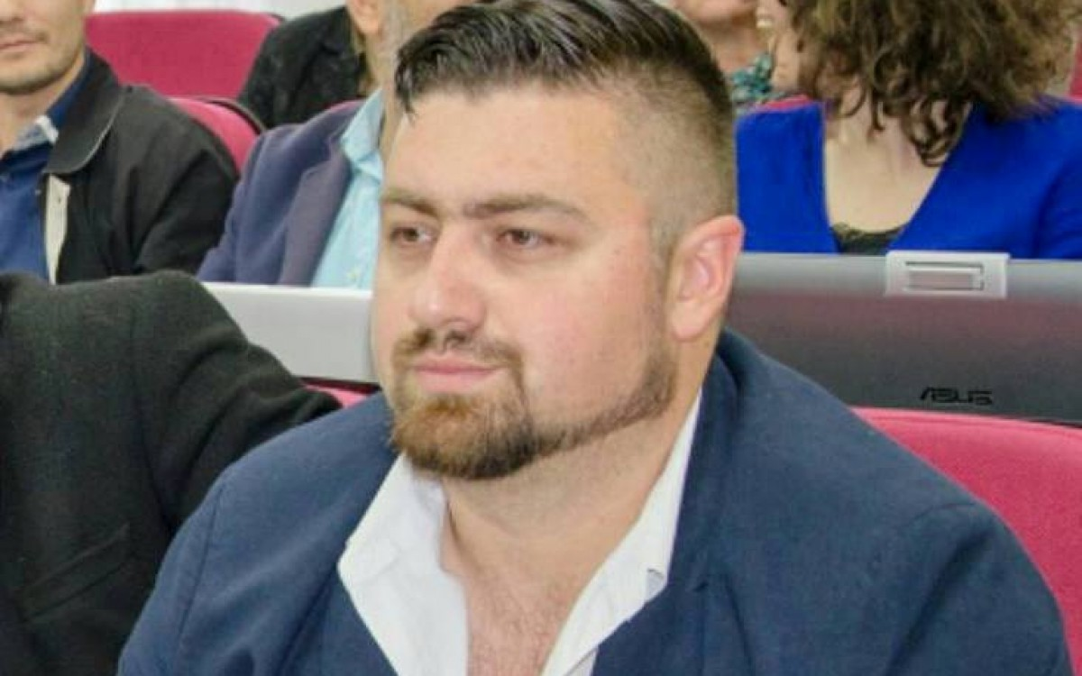 22.07.15. Vedad Gacanovic, vijecnik Boljitka u OV Hadzici